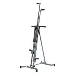 Z ZELUS Vertical Climber Machine Fitness Climbing Equipment for Home Gym Step Climber Exercise M ...