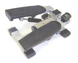 DMI Mini Stepper Exerciser – Digital Monitor Tracks Number of Steps