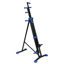 Vertical Climber Fitness Step Machines for Home Gym Exercise – 2 In 1 Climber and Exercise ...