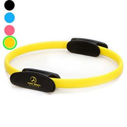 ProBody Pilates Pilates Ring – Superior Unbreakable Fitness Magic Circle For Toning Thighs ...