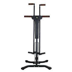 Rxlife Vertical Climber Cardio Exercise Folding Climbing Machine for Home GYM Step Climber Exerc ...