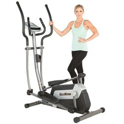 Fitness Reality E5500XL Magnetic Elliptical Trainer with Comfortable 18″ Stride