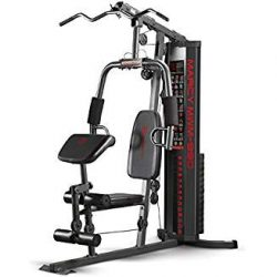 Marcy Premium Multi-functional 150lb. Stack Home Gym for Full Body Workout MWM-990