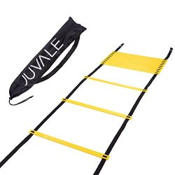 Agility Ladder – For Speed, Coordination, Footwork – Great for Football, Soccer, Wor ...