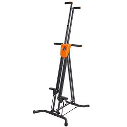 KARMAS PRODUCT Step Machine Exercise Gym Climbing Vertical Climber Fitness with Digital Display