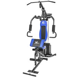 XtremepowerUS Multifunction Home Gym Station Workout Machine
