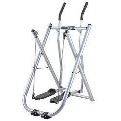 BestMassage Folding Air Walk Trainer Indoor Exercise Machine Stepper w/ Pedometer