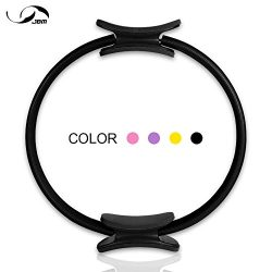 JBM Pilates Ring Fitness Ring 4 Colors, Pilates Circle Fitness Magic Circle for Fitness Training ...