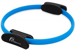 The ProSource Resistance Ring enhances Pilates workouts with light resistance to help tone and s ...