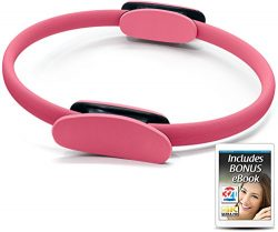 321 STRONG Pilates Ring – Pink