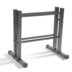 CAP Barbell 24″ Utility Rack for Dumbbells, Medicine Balls and Kettlebells