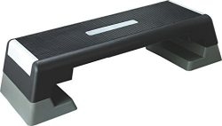 Movement God 40″ Aerobic Stepper Fitness Platform