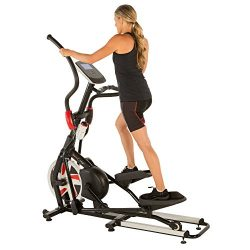Fitness Reality 2366  X-Class 710 Bluetooth Smart Technology Elliptical Trainer with Flywheel Tu ...