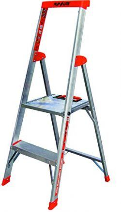 Flip-N-Lite 300-Pound Duty Rating Platform Stepladder, 4-Foot