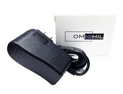 OMNIHIL Replacement (8 Foot Long) AC/DC Adapter/Adaptor for Golds Gym 400Ri Power Supply Home Wa ...