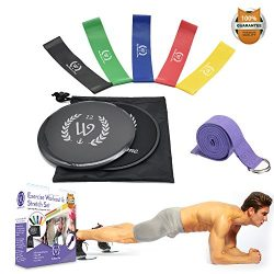 The Winner's Time Products Home Exercise Equipment – Workout Pilates Exercise Set |  ...