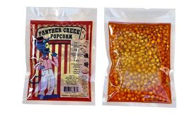 Panther Creek Movie Theater Buttery Popcorn Kits.  13 Pre-Measured 1-Step 6 oz. Packs, Includes  ...