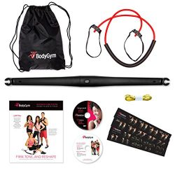 Bodygym Resistance Bands – OFFICIAL Core System with Marie Osmond – Portable Gym  ...