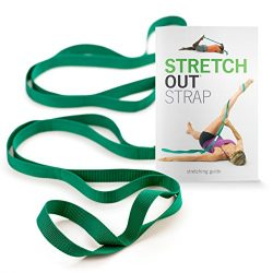 The Original Stretch Out Strap with Exercise Book by OPTP – Top Choice of Physical Therapists &a ...
