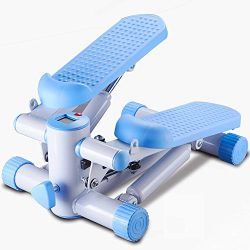 HARISON Stand Up Mini Stair Stepper Machine Home Cardio Stepper Twister Step for Standing Desk,  ...