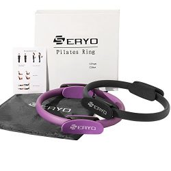 Seryo Pilates Ring – Exercise Yoga Magic Circle Premium Flexibility Power Resistance Profe ...