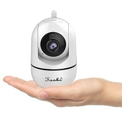 Wireless IP Home Camera, Toobe 720P HD WiFi Wireless Security Surveillance Camera with Motion De ...