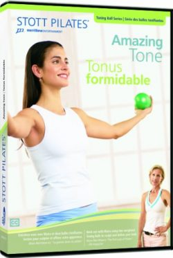 STOTT PILATES Amazing Tone (English/French)