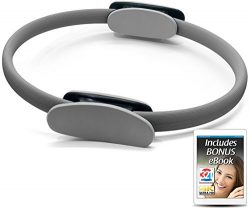 321 STRONG Pilates Ring – Grey