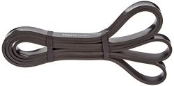AmazonBasics Resistance and Pull Up Band (Resistance 30-60 LBs), 3/4″