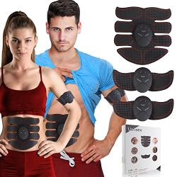 Depp's Muscle Training Toner Abs Stimulator Abdominal Toning Belt, Muscle Trainer Muscle Toning  ...