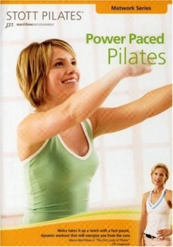 STOTT PILATES: Power Paced Pilates