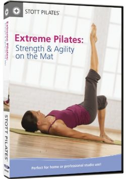 STOTT PILATES Extreme Pilates – Strength and Agility on the Mat DVD