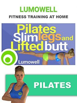 Pilates Slim Legs and Lifted Butt Workout – Lift your Glutes and Tone Your Thighs at Home