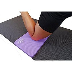 SukhaMat Yoga Knee Pad – NEW! 15mm (5/8″) Thick – The best yoga knee pad for a ...