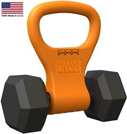 Kettle Gryp Kettlebell Adjustable Portable Weight Grip Travel Workout Equipment Gear for Gym Bag ...