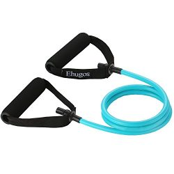Ehugos Resistance Bands Resistance Tubes with Foam Handles, Exercise Tubes For Resistance Traini ...