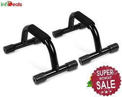Push up Stands Handles Bars Home Gym Fitness Exercise Equipment – ²SVRNC