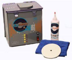JFJ One-Step Eyecon Mini Video Game, CD, DVD, Blu-Ray Repair Machine 110V