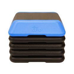The Step High-Step, 12 x 12 Inches, Blue/Black (91165)