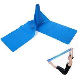 Bial EX Resistance Bands for Exercises Pilates for men/women Legs Arms or Full Body Best Durabil ...