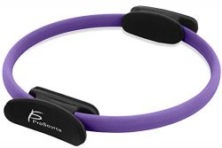 ProSource The Resistance Ring enhances Pilates workouts with light resistance to help tone and s ...