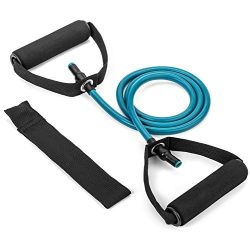 Tribe Single Resistance Band, Fitness Bands – With Door Anchor, Handles, Ankle Straps &#82 ...