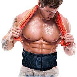 The Shred Belt – Waist Trimmer Belt, Belly Fat Burner, Weight Loss Belt, Spot Reduction Be ...