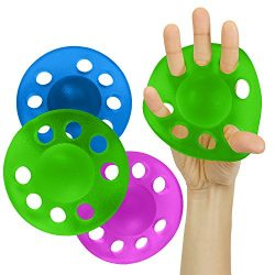 Hand Exercise Balls by Vive – Therapy Finger Extension Strengthener – Grip Exerciser ...