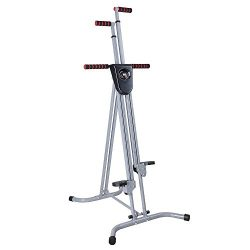 AW Folding Vertical Climber Stepper Exercise Cardio Machine Stair Climber Fitness Gym Workout Eq ...