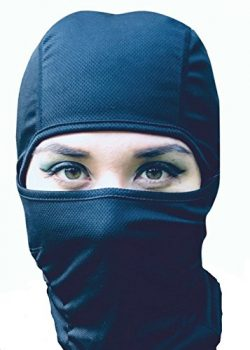 Balaclava Windproof Hood – Face Mask for Paintball, Cycling, Mountain Climbing, Exercise, Fitnes ...