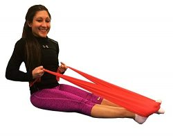 Neverland Fitness Professional Latex Resistance Bands. Great for Physical Therapy, Pilates, Stre ...
