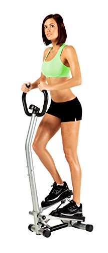 Marcy Home Cardio Exercise Mini Stepper with Handle and Display MS-95