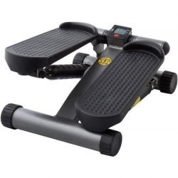 Gold's Gym Mini Stepper with Monitor Weight Capacity: 250 lbs With Electronic Monitor Trac ...