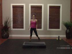 TheGymbox Beginner Step Aerobics: Week of 01/21/2013